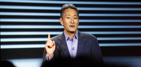 Kazuo Hirai Sony CEO