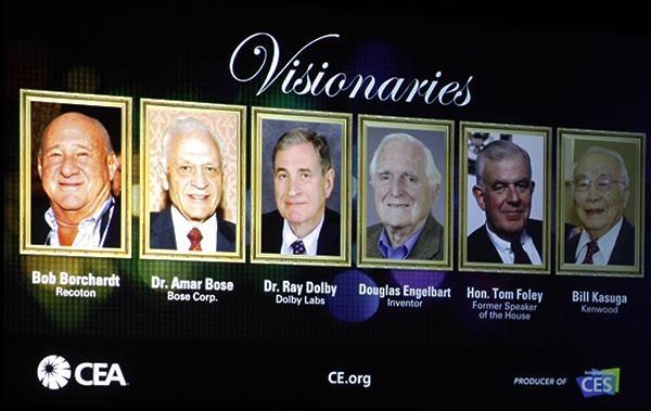 tech visionaries passed away 2013