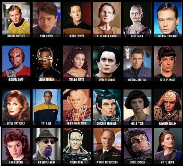 star trek destination guests,   Marina Sirtis ·         LeVar Burton ·         Gates McFadden ·         Michael Dorn ·         William Shatner