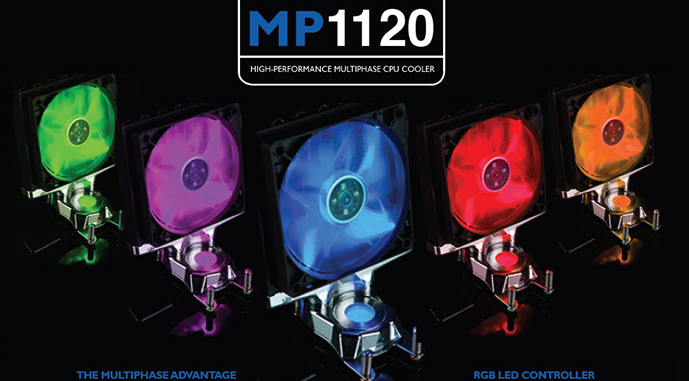 Captherm MP1120 cooler