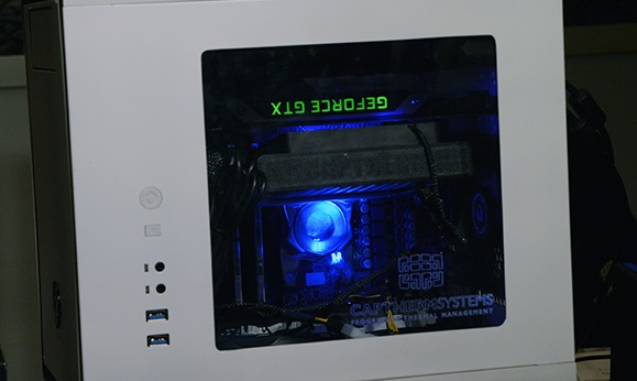 Captherm MP1120 CPU cooler CES