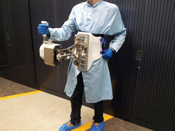 ESA joystick meteron