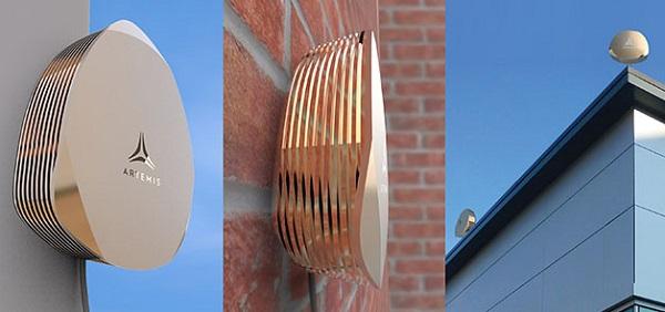 artemis 4g antennas