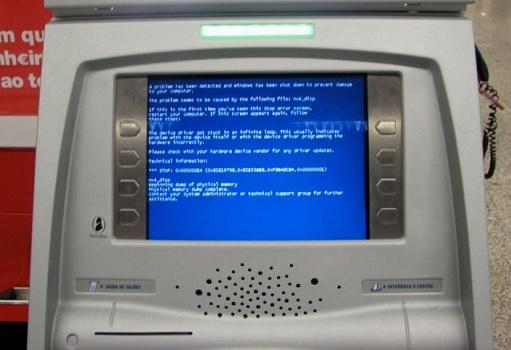 atm running windows xp