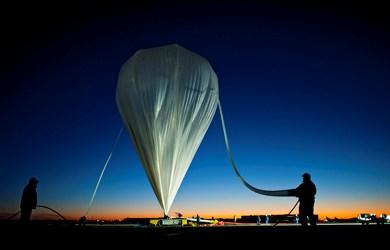 high altitude baloon