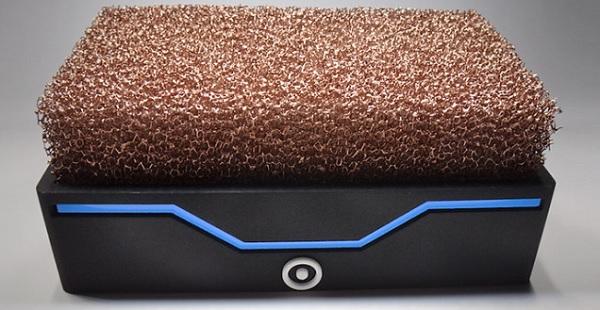 copper foam heatsink