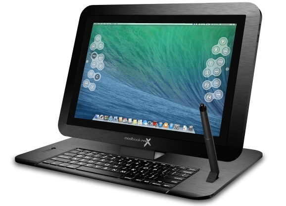 modbook pro macbook pro tablet kit