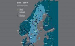 Sverige live el förbrukning statistik sweden powergrid