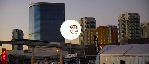 CES2015 balloon