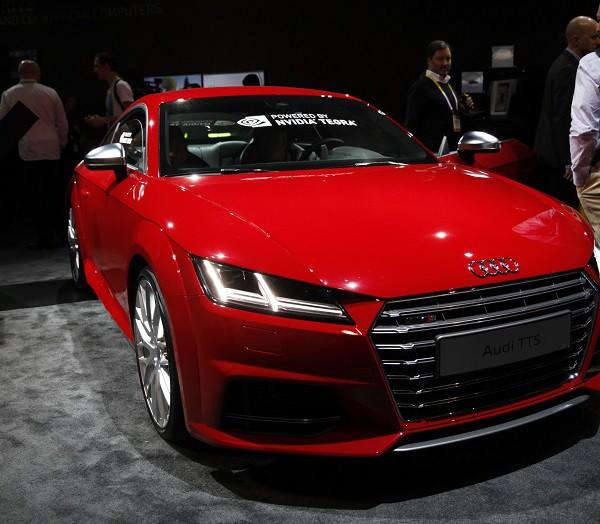 Nvidias Audi