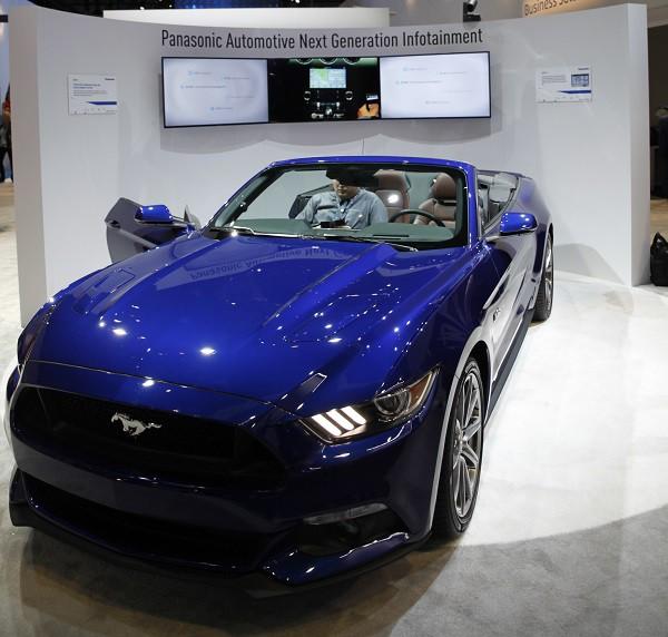 Panasonic Mustang