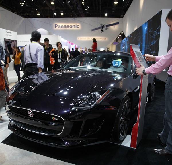 Panasonic Jaguar