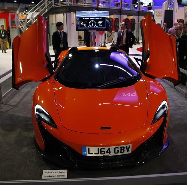 JVC McLaren