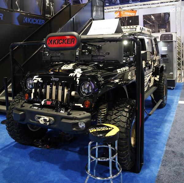 Kicker Jeep