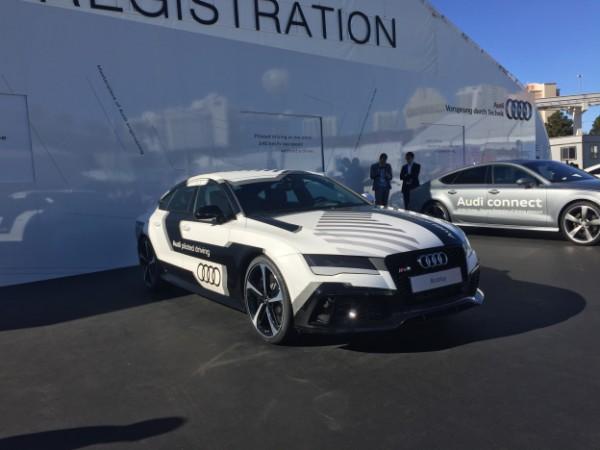 Audi Bobby