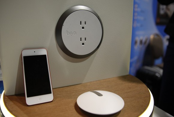 A wall outlet you can stick your fingers into