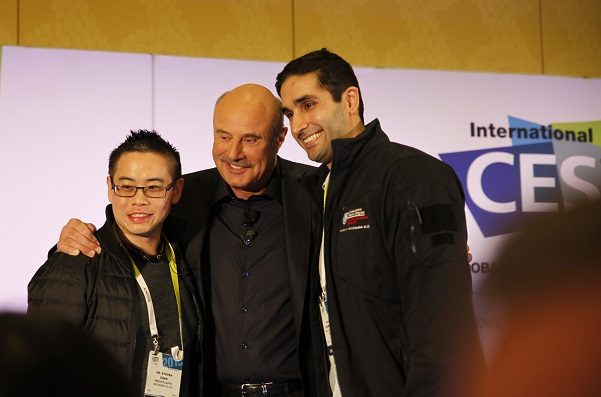 dr phil mc graw at ces 2015