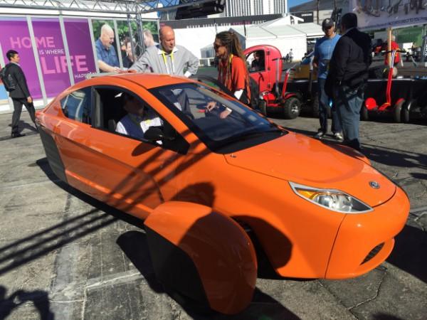 Elio Motors Concept Car