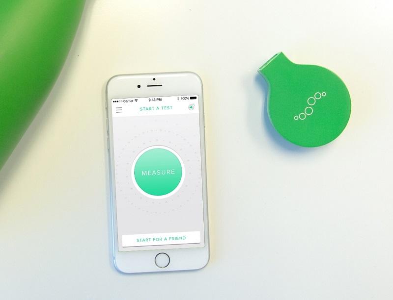 breathometer mint breathcheck