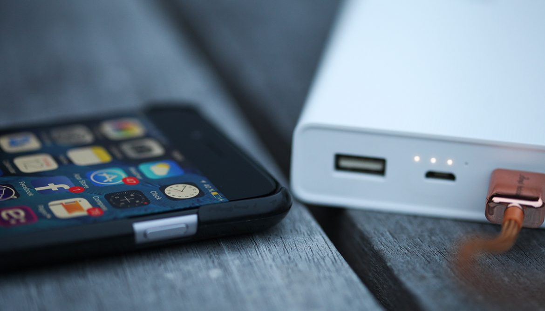 xioami powerbank charging iphone 6s