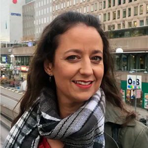 Marianne Olsson Jurygruppernas ordförande