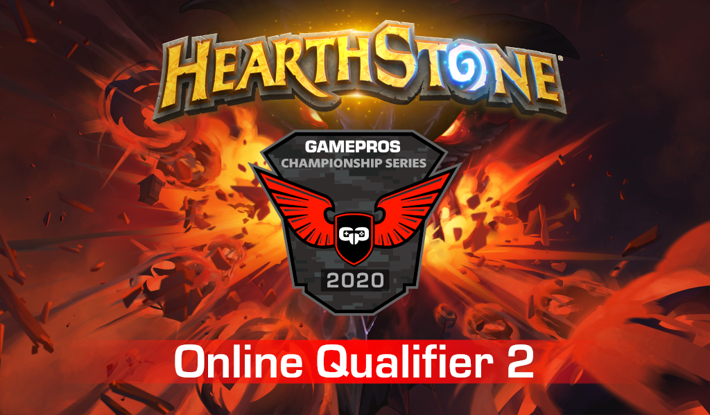 GameProAs Hearthstone Championship Series 2020 - Online Qualifier 2