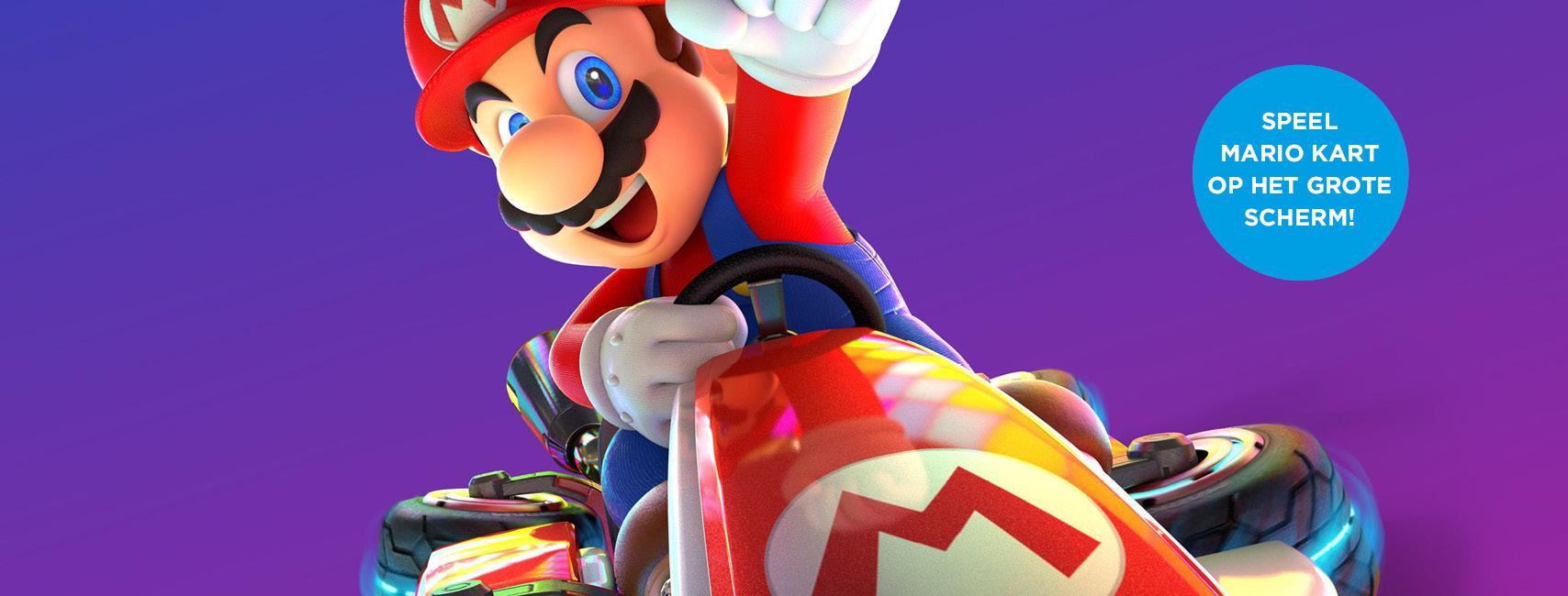 Mario Kart toernooi 2020