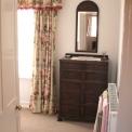 Corner of the green bedroom