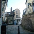 The old Cartway