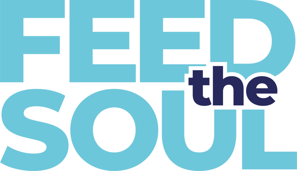 feed the soul design without symbol