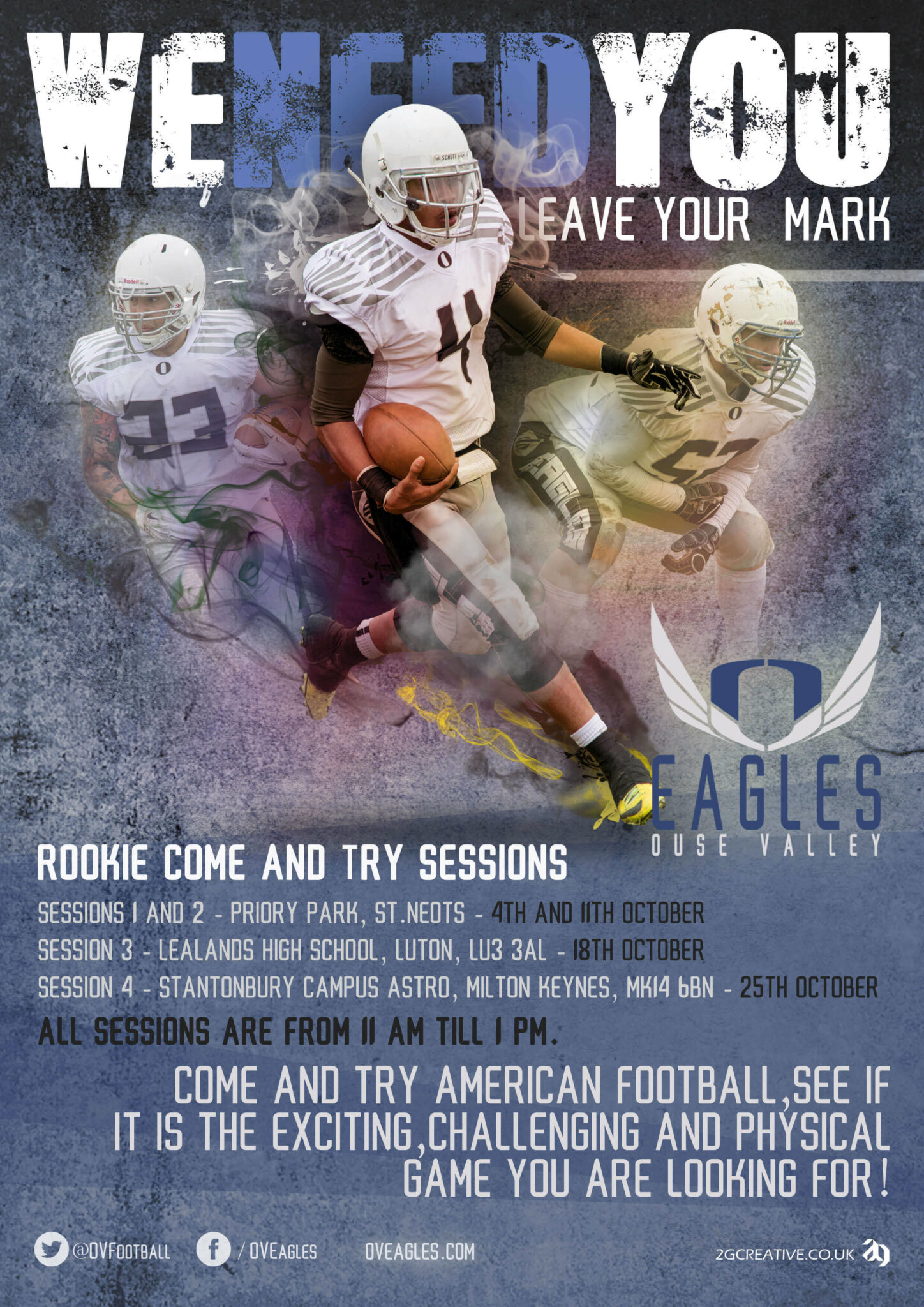 Ouse Valley Eagles