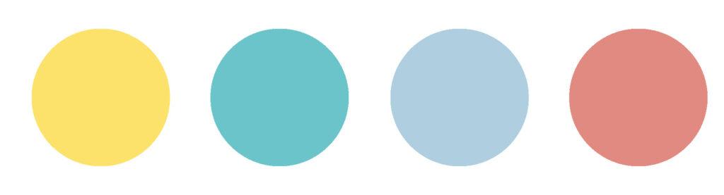 smaples logo palette