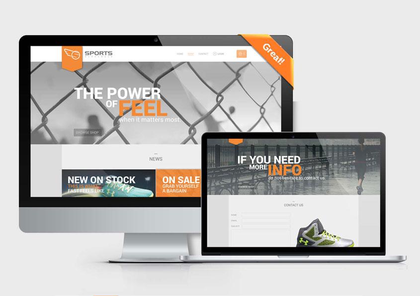sportsheave web development cover image