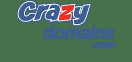 registrar logo crazydomains