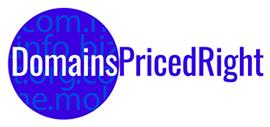 registrar logo domainspricedright