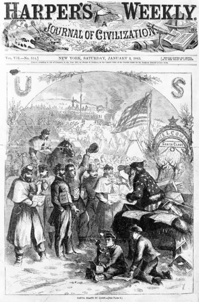 Harper´s Weekly 1863