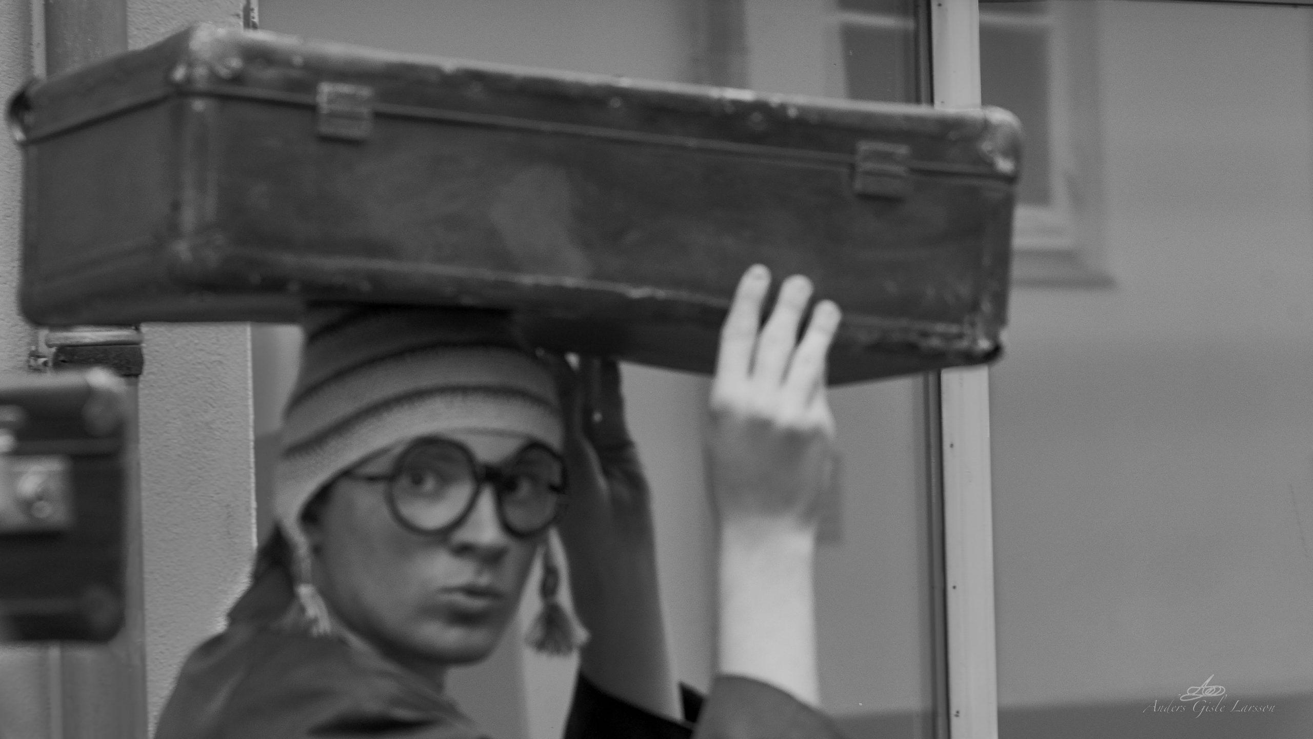 Kuffertpigen, Uge 24, Randers