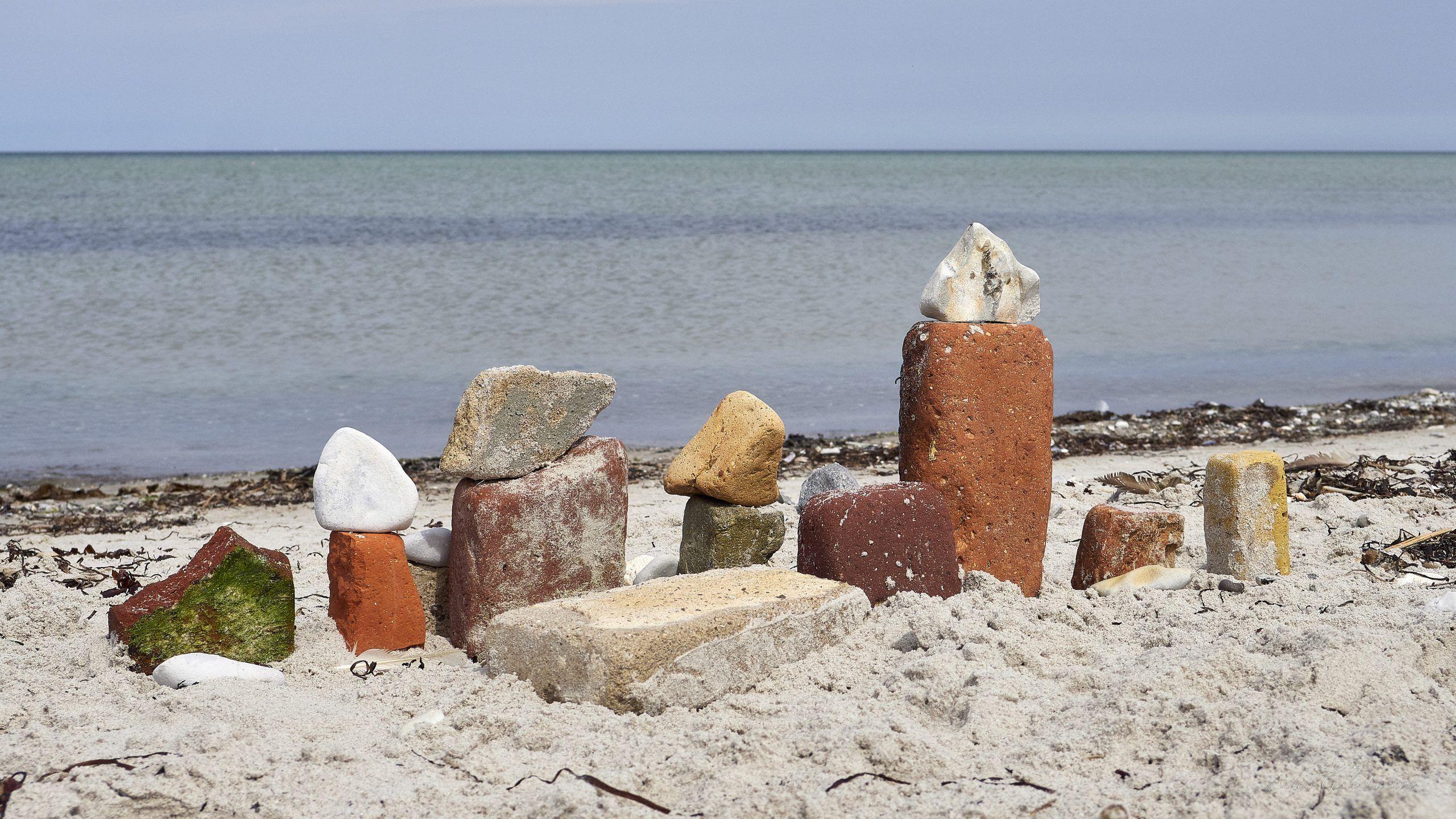Strandsten, Uge 29, Fjellerup, Grenå