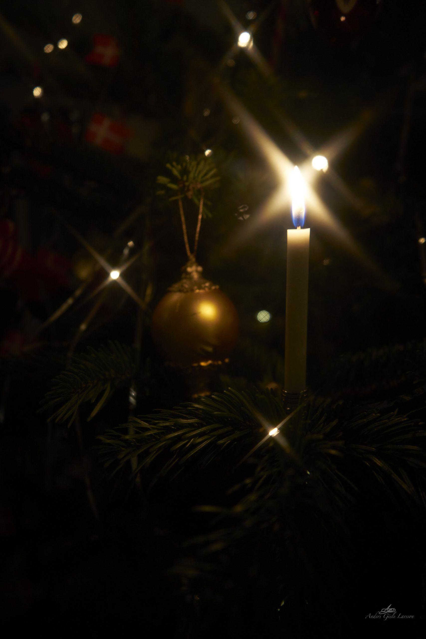 Et lys i mørket, Uge 52, Juleaften, Skovby, Aarhus