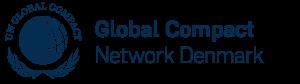 Global Compact Network Denmark logo