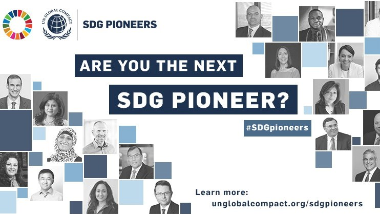 Er du den næste 'SDG Pioneer'?
