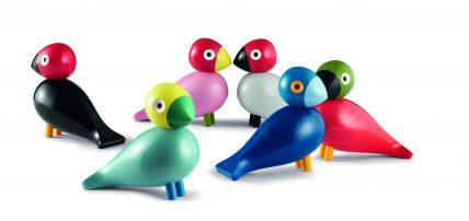 Song birds - By Kay Bojesen