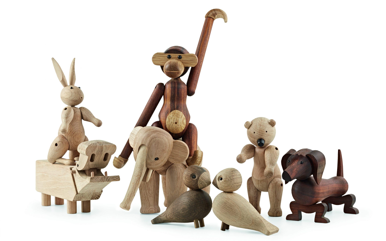 Wooden animals - Kay Bojesen