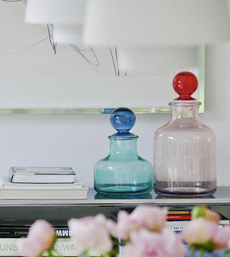 Tivoli Magic jars By Normann Copenhagen
