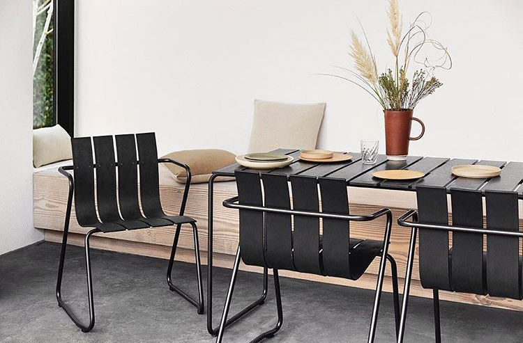 Ocean chair and table By Mater Design