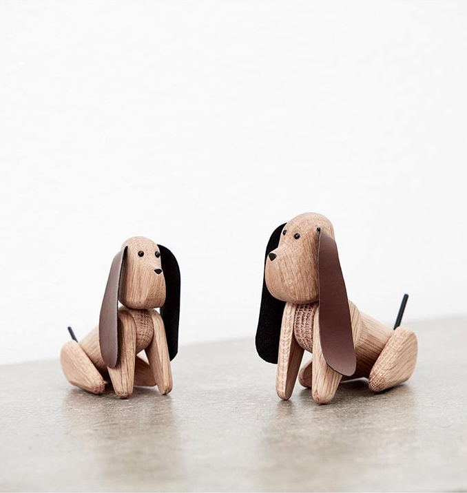 My dogs by Andersen - Designed by Louise Siig