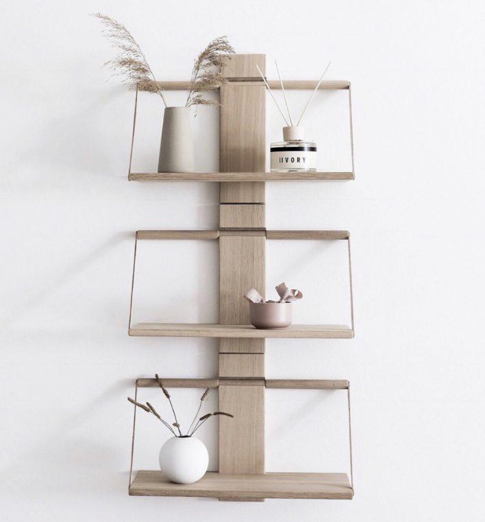 Wood wall large by Andersen Furniture Design Andersen furniture