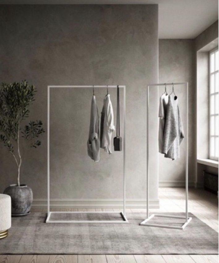 Coat rack white by Rikke MallingDesign Rikke Malling