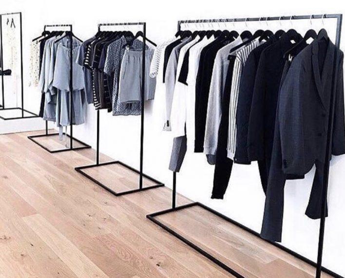 Coat rack black by Rikke MallingDesign Rikke Malling