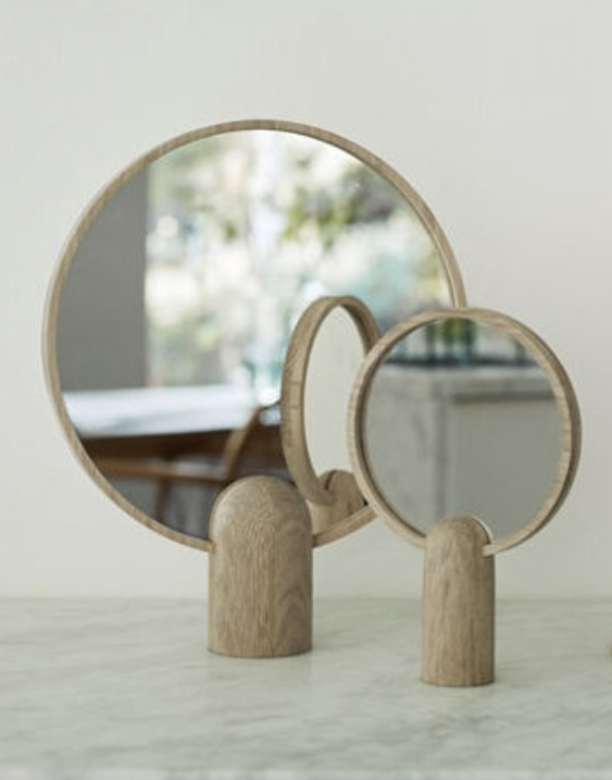 Aino mirror - By SkagerakDesign by Wesley Walters & Salla Luhtasela